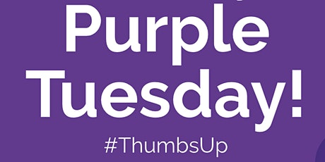 Purple Tuesday breakfast - Top Tips tickets