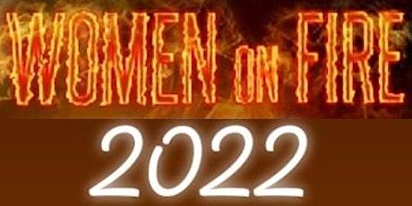 Women On Fire 2022Prophetic Overflow tickets
