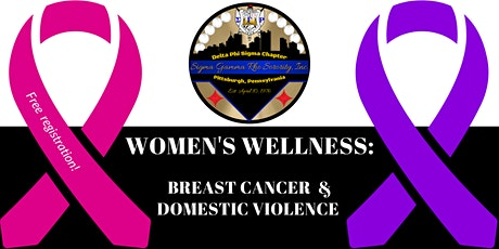 Women's Wellness: Domestic Violence & Breast Cancer Awareness tickets