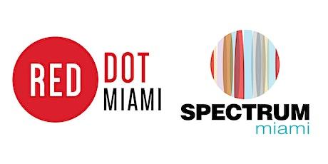Red Dot Miami | Spectrum Miami 2021 Contemporary Art Fairs tickets