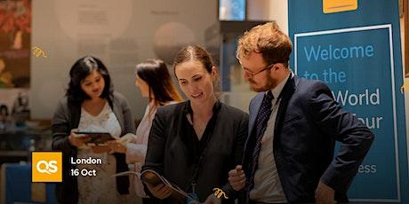 QS Hybrid MBA Fair: London tickets