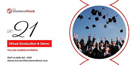 Virtual Graduation and Demo tickets
