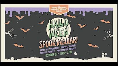 Halloween Spooktacular! tickets