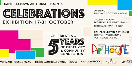 CELEBRATIONS EXHIBITION OPENING tickets