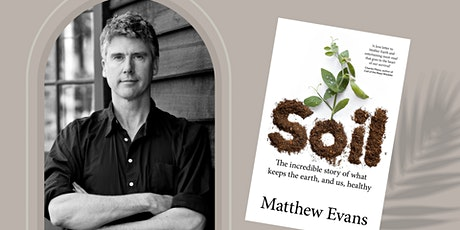 Nature Talks Online: Soil with Matthew Evans tickets