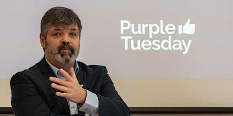Purple Tuesday leadership panel tickets