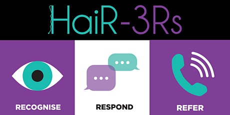 HaiR-3Rs: Family violence training for salons tickets