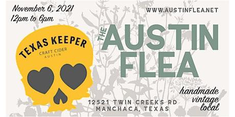 Austin Flea at Texas Keeper Cider tickets