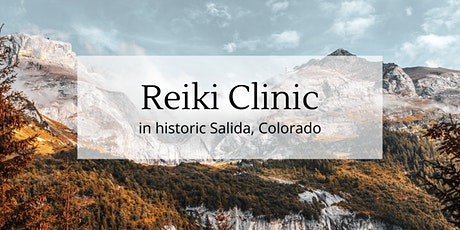 New Practitioner Reiki Clinic tickets