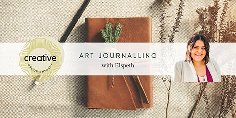 Art Journalling: Creative Self-Care Workshop tickets