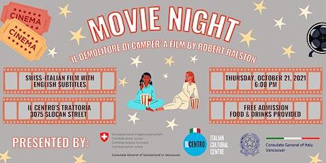 Swiss-Italian Movie Night tickets
