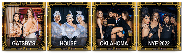 2022 Oklahoma City New Year's Eve Party - Gatsby's House image