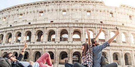 Italian Conversation Practice – Intermediate/Advanced tickets