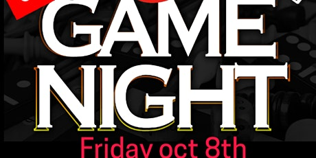 After work Game Night tickets