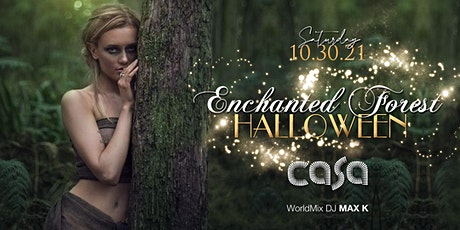 Enchanted Forest Halloween: An Immersive Fantasy infused Party Experience. tickets