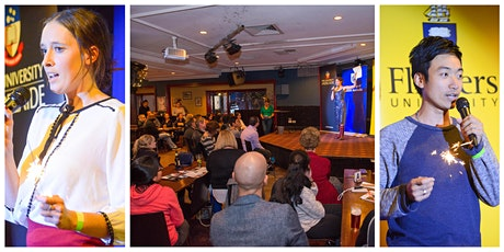 Fresh Science in the Pub - SA 2021 tickets