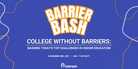 2ND ANNUAL INVERSANT BARRIER BASH tickets