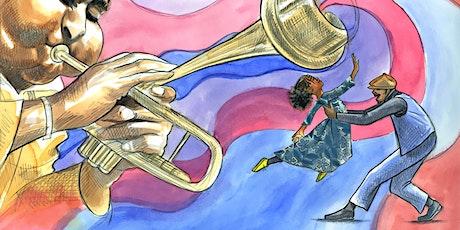 Jazz Montage: A Conversation with Author Robin M. Wilson and Tisha Hammond tickets