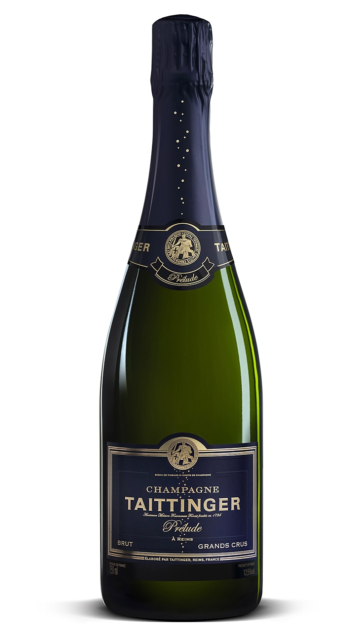 The Rees Culinary Series with Champagne Taittinger image