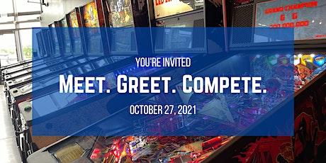 Meet. Greet. Compete. tickets
