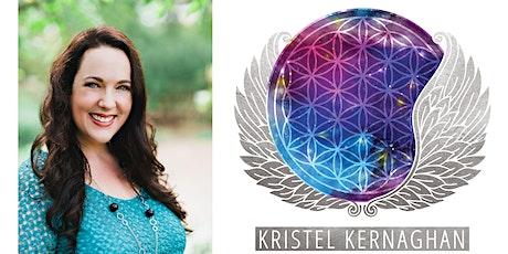 Winnipeg Intimate Gallery Medium Reading with Kristel Kernaghan tickets