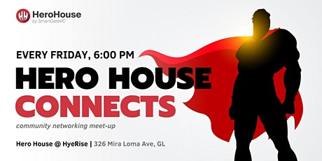 Hero House Connects | Regular networking events tickets