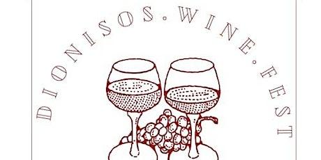Feria de vinos DIONISOS WINE FEST entradas