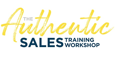 The Authentic Sales Training Workshop tickets