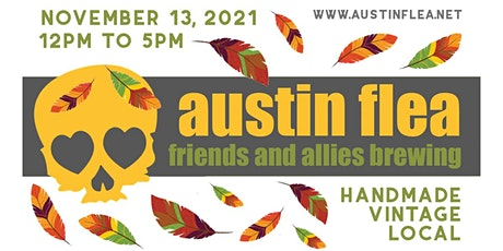 Austin Flea at Friends & Allies Brewing tickets