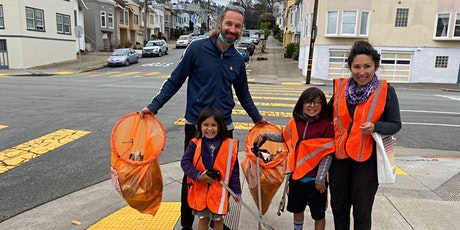 Noe Valley Walk and Cleanup tickets