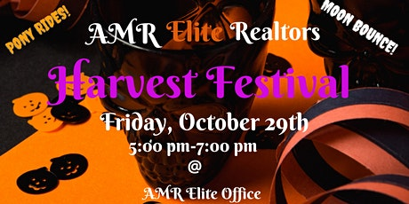 AMR Elite Realtors Harvest Festival tickets