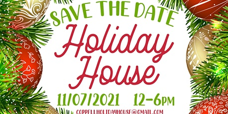 Coppell Holiday House tickets