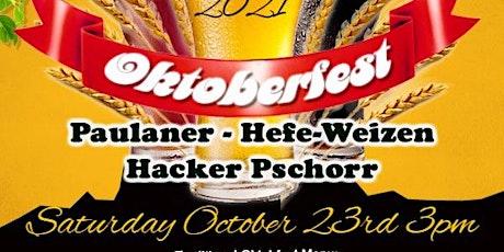 Oktoberfest tickets