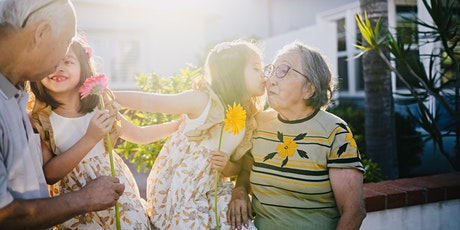 Grandparents Day Celebration FREE Holistic Fitness Session tickets