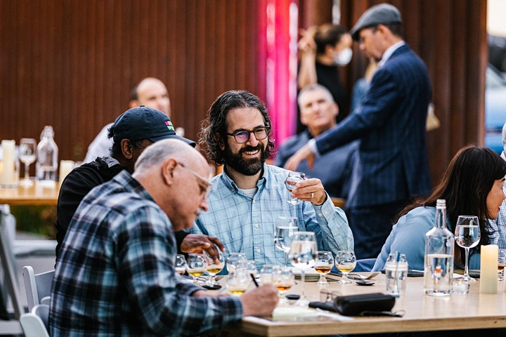 Whisky EDU: Whisky Pairing Dinner at The Midway image