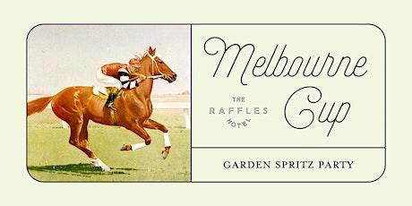 Garden Spritz Party at Raffles Hotel tickets