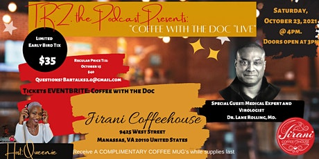 Coffee with The Doc tickets