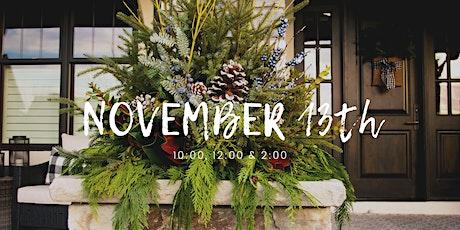 Winter Workshop- November 13th tickets
