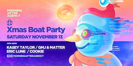 Morning After Xmas Boat Party tickets