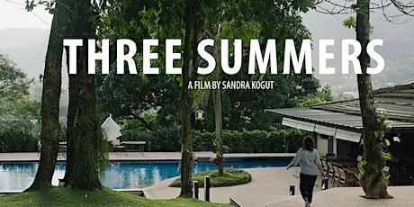 Three Summers tickets