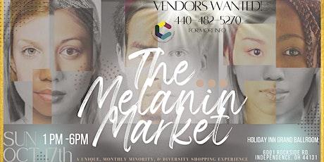 The Melanin Market tickets