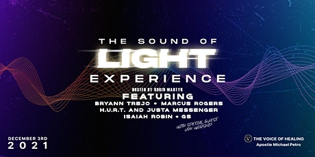 VOH Presents The Sound of Light Experience tickets