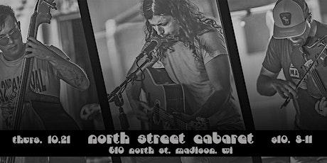 Joseph Huber @ The North Street Cabaret tickets
