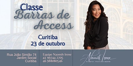 Curso de Barras de Access Consciousness® ingressos