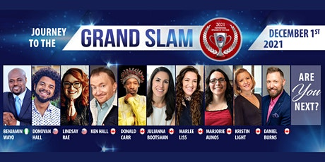 2021 Grand Slam of Inspirational Speaking tickets