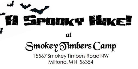 A Spooky Hike tickets