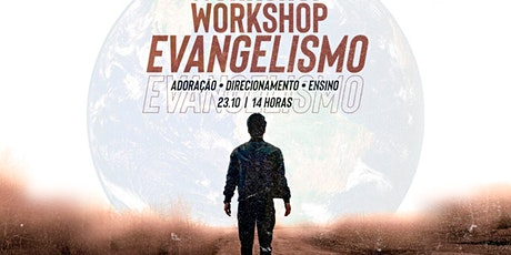 Workshop Evangelismo ingressos