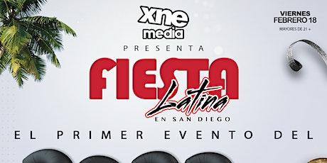 Fiesta Latina En San Diego | El Primer Evento Del 2022 tickets