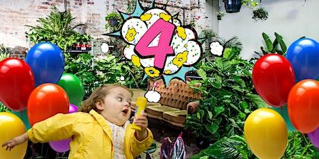 Melbourne - Virtual Indoor Plant Pop-up shop  - 4th Birthday Giveaway Sale! ingressos