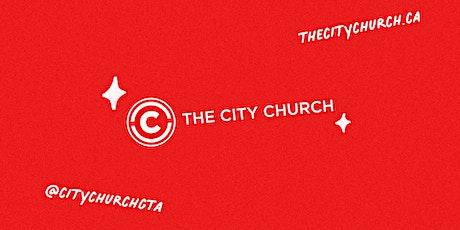 The City Church Worship Experience - Sun Oct 31 @ 9am tickets